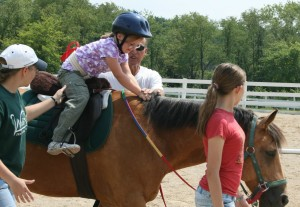 Horse Back Riding for disabled